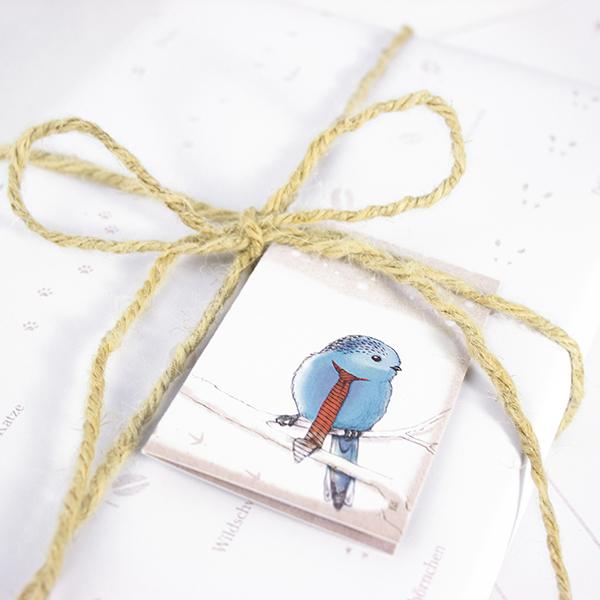 Mini-Geschenkpapier